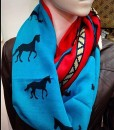 horse-scarf