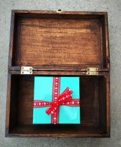 inside Wood Box