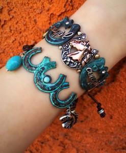 Western Arm Candy Bracelets