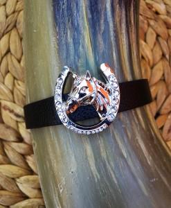 Horse Leather Bracelet