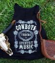 cowboys trucks & country musi