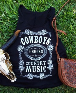 cowboys trucks & country musi
