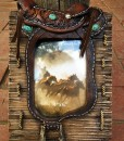 MONTANA WEST PHOTO FRAME