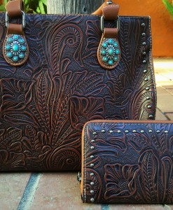 TRINITY RANCH PURSE