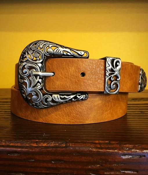 CUT OUT BELT BUCKLE