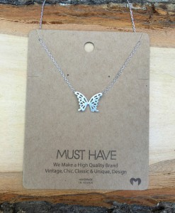 BUTTERFLY MUST HAVE NECKLACE