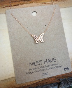 butterfly necklace must have
