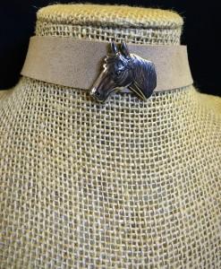 HORSE HEAD CHOKER