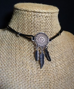 dream catcher choker