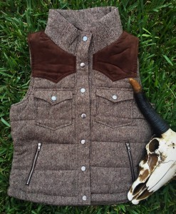 COUNTRY BEAUTY VEST