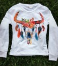 TAKE THE BULL BY THE HORNS SWEATSHIRT