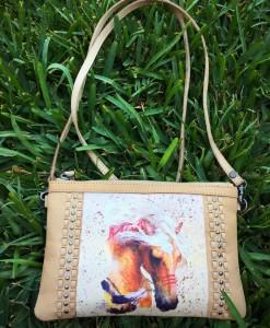 HORSE CROSSBODY BAG