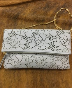 ROSE CUT OUT CLUTCH