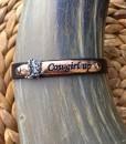 cowgirl up bracelet
