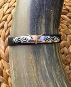 longhorn bracelet