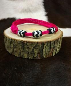 horsehair bracelet