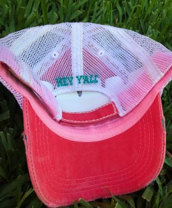 HEY YALL BASEBALL CAP