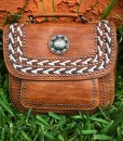 MONTANA WEST CONCHO PURSE