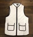 """"""" Equestrian Dream """" Vest ( Off White )"""
