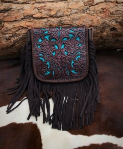 MONTANA WEST FRINGE BAG