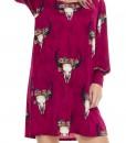 BULL SKULL DRESS
