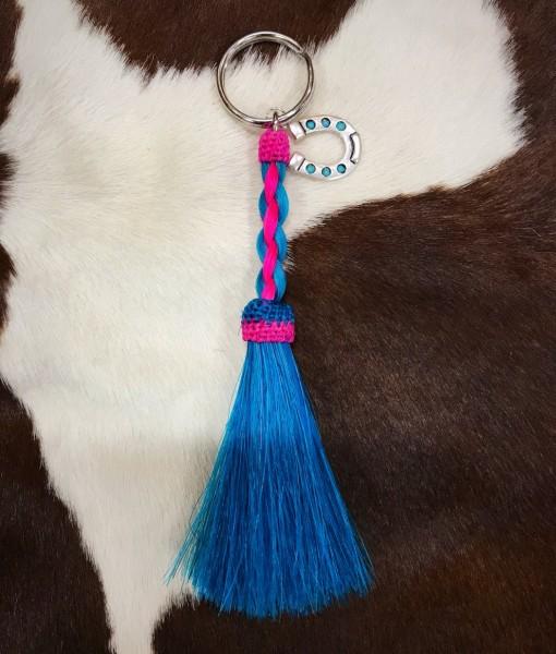 horsehair keychian
