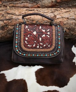 MONTANA WEST TRINITY RANCH PURSE