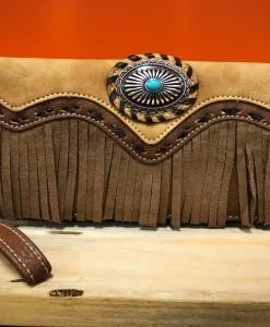 western cowgirl wallet