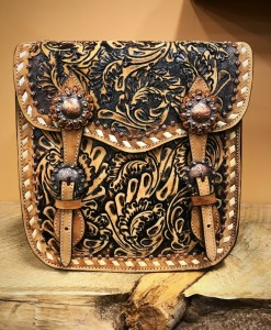 NOCONA SADDLE BAG