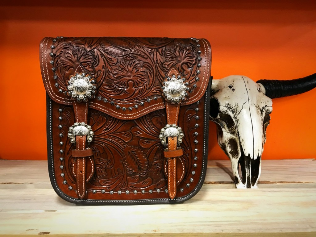 NOCONA LEATHER PURSE