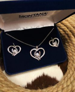 MONTANA SILVERSMITHS NECKLACE SET