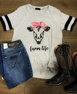 farm life top
