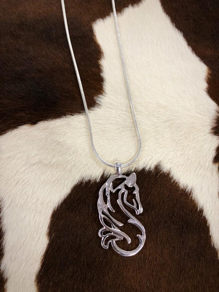 """"""" Equine Elegance """" Horse Necklace Set"""