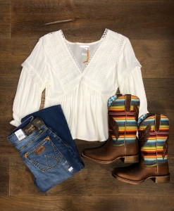 womens cowgirl outfit