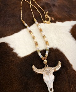 BULL NECKLACE