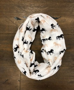 horses scarf
