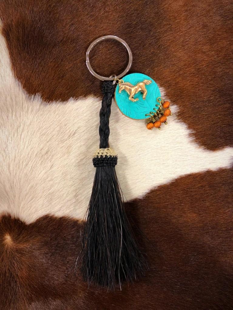 western custom keychains