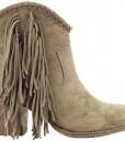 Women;'s Fringe booties