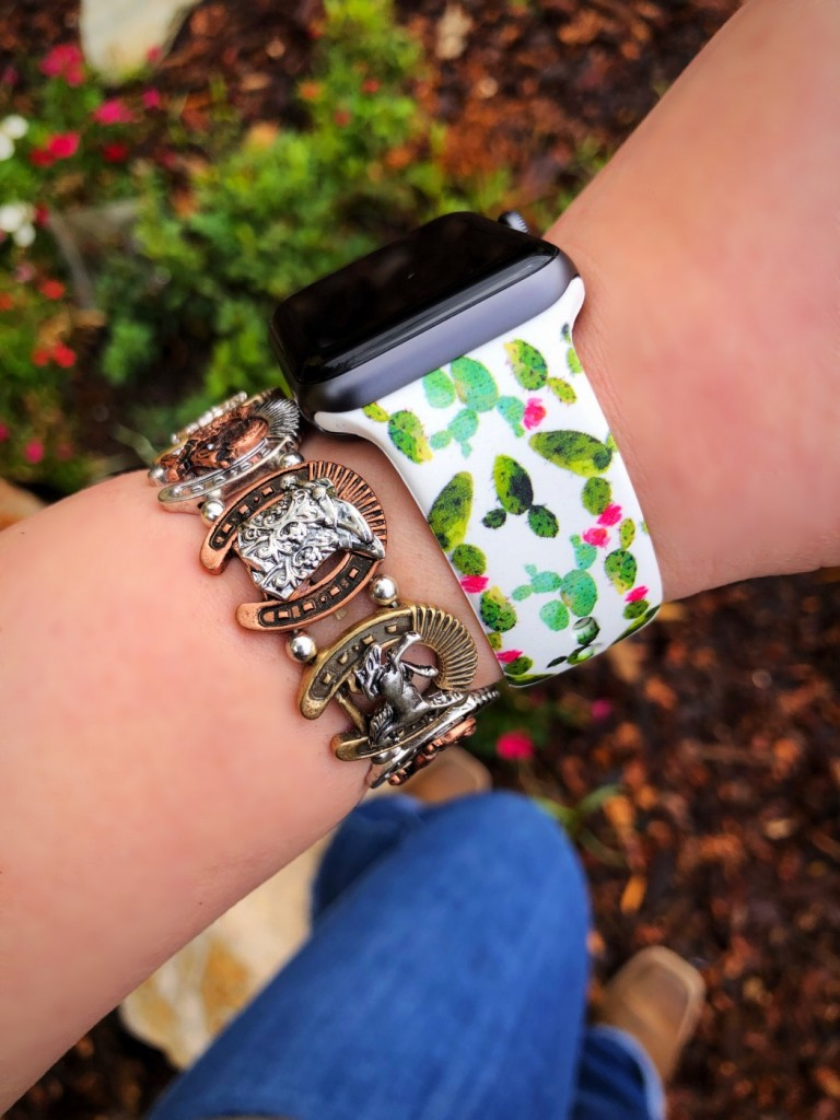 CACTUS PRINT APPLE WATCH
