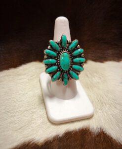 western fashion ring