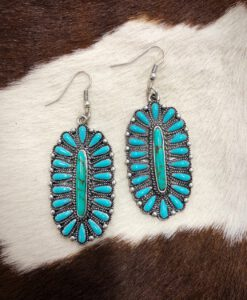 WESTERN EARRINGS'