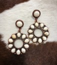 WESTERN FASHION EARRINGS