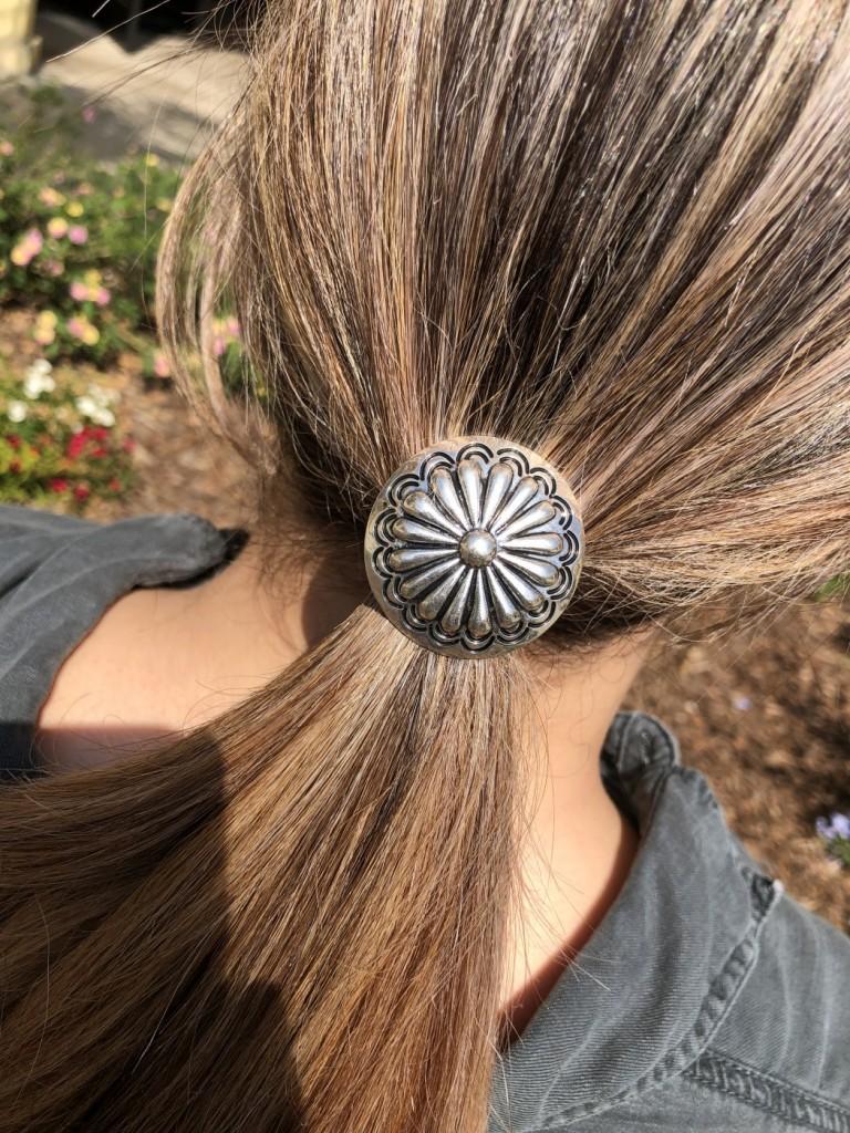 WESTERN HAIR TIE