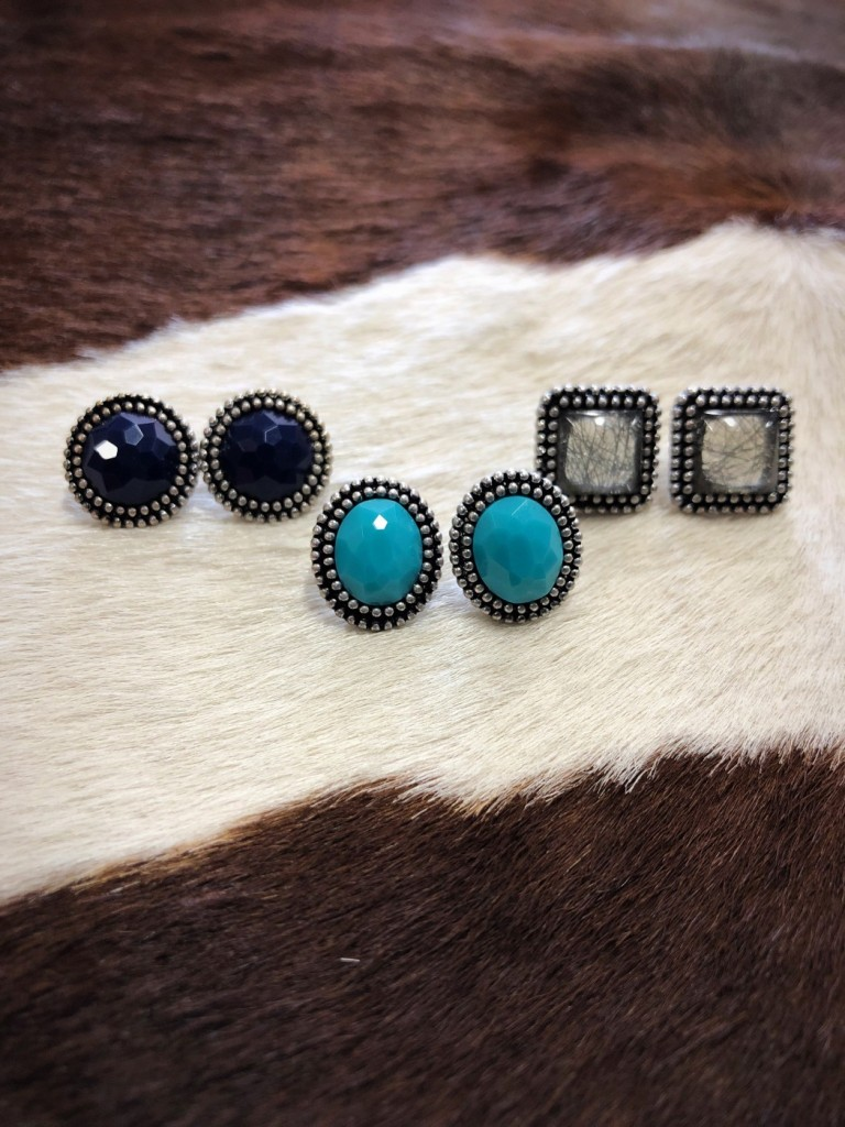 western jewelry earrings