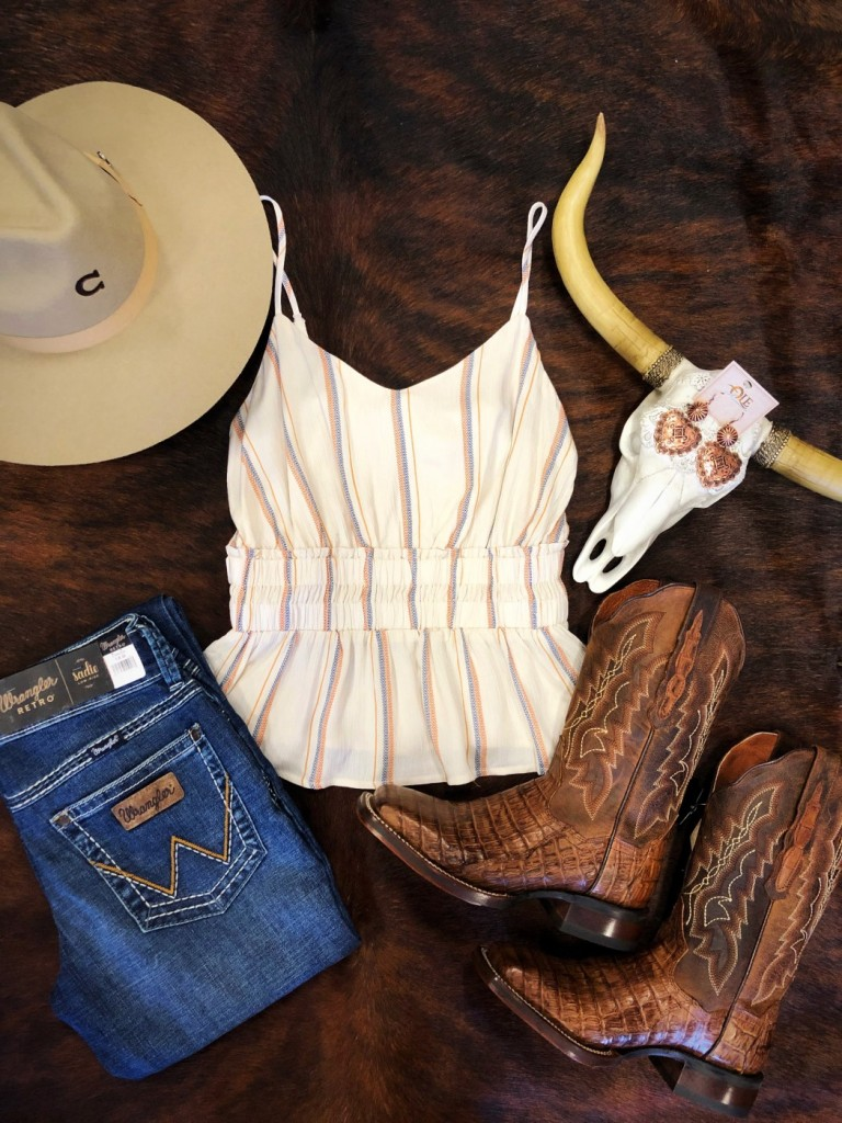 WESTERN OUTFIT
