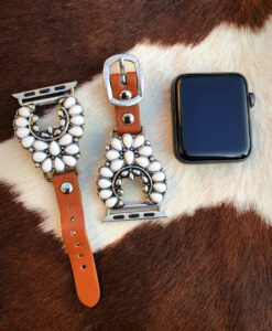 western squash watch band