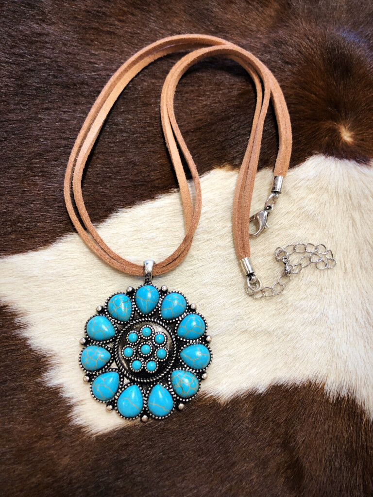 western necklace