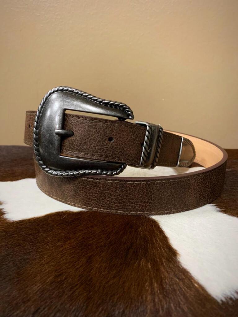 """ Suzie "" Western style belt"