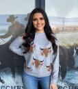 bull sweatshirt