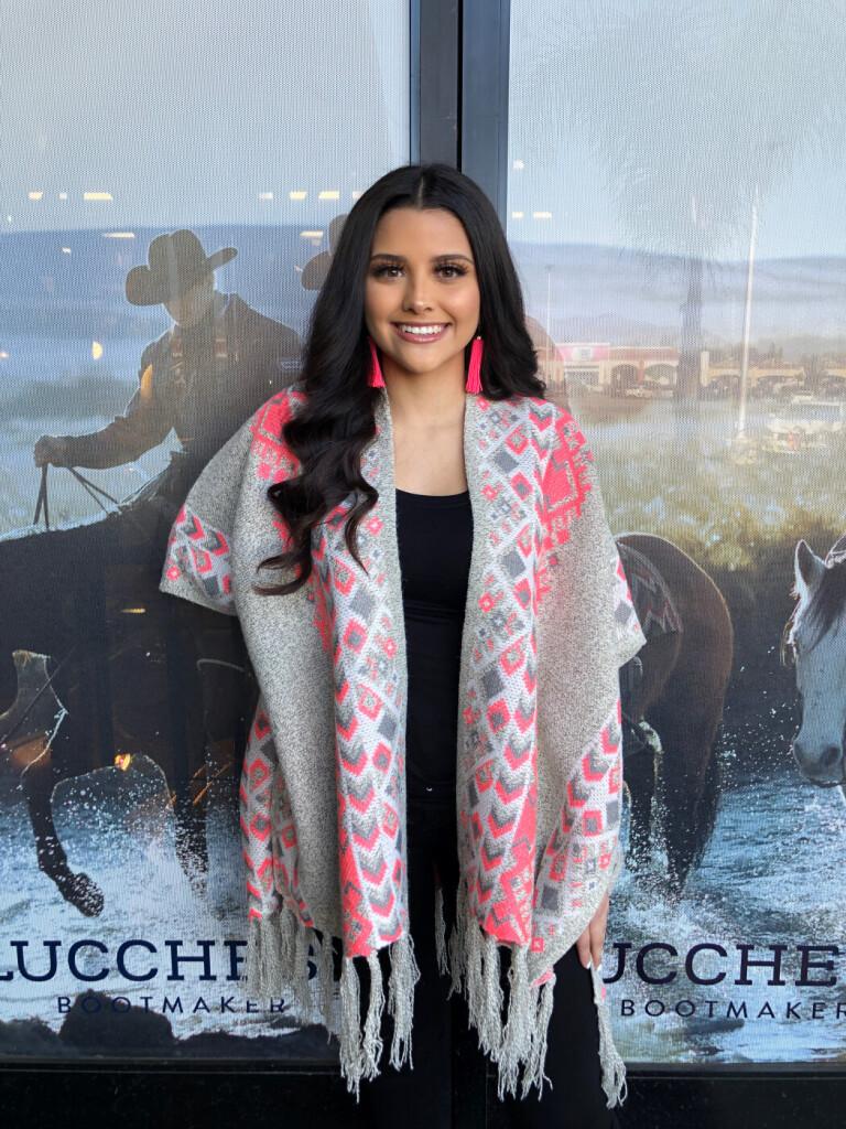 western shawl